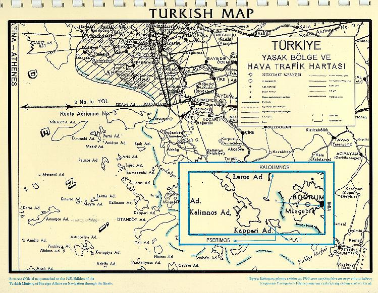 Turkish Map